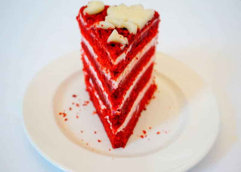 Торт Красный бархат 2 рецепт фото