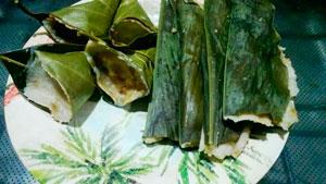 Банановые листья фото