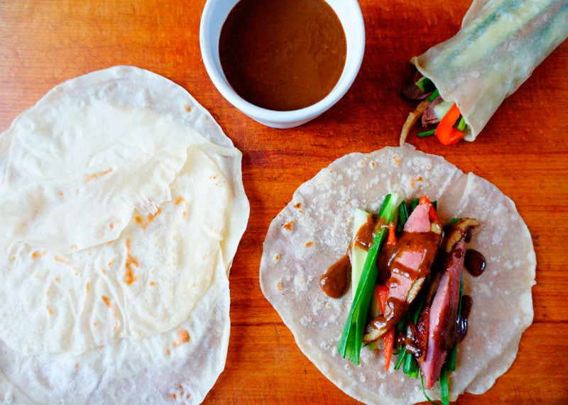 Утиная грудка по-пекински рецепт фото