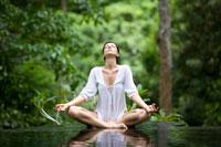 Медитация и сон фото