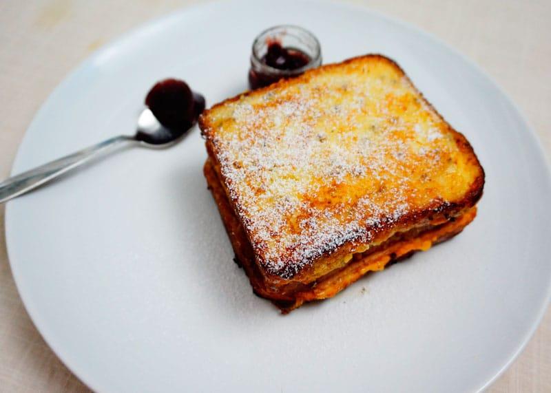 Сэндвич Монте-Кристо фото