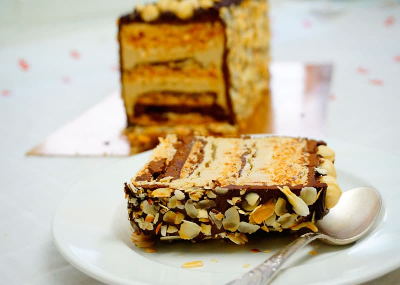 Ле бисквит дакуаз торт рецепт фото
