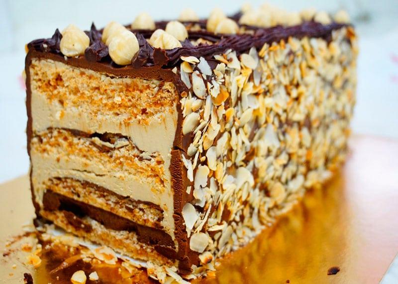Ле бисквит дакуаз торт рецепт приготовления фото