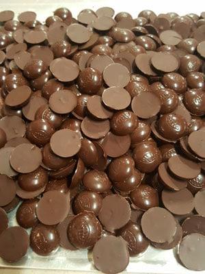Шоколад на завтрак фото