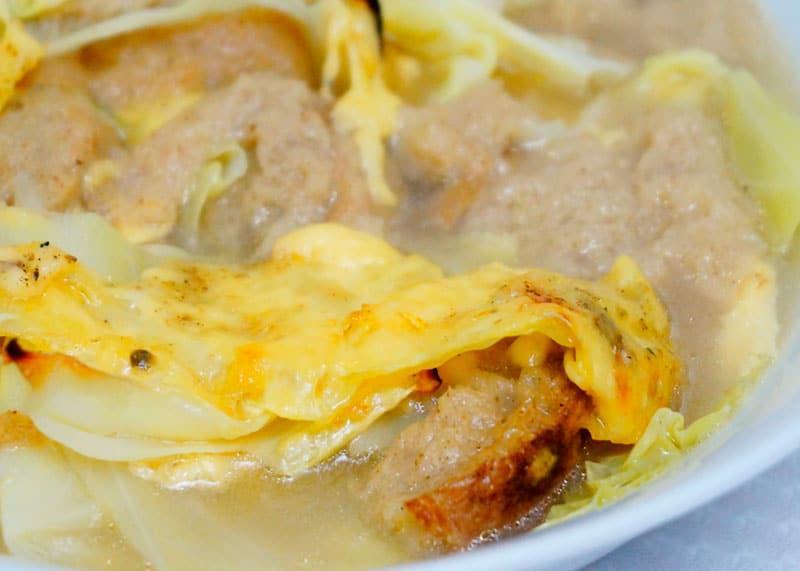 Валпелинский суп рецепт фото