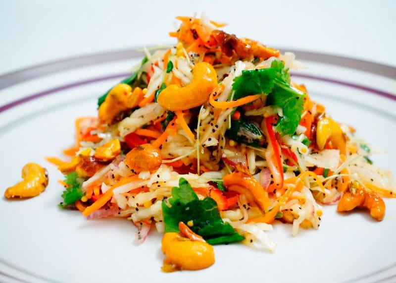 Капустный салат Оттоленги рецепт фото