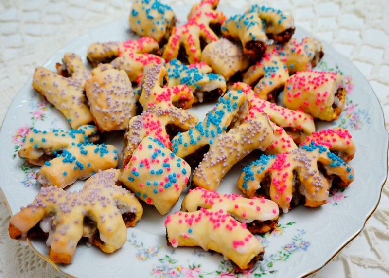 Печенье бучеллати фото