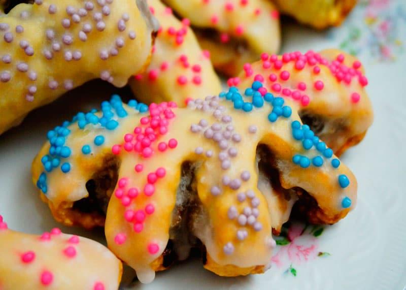 Печенье бучеллати рецепт фото
