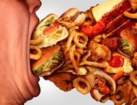 Переработанная еда фото