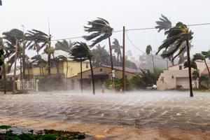 Ураган Мадагаскар фото