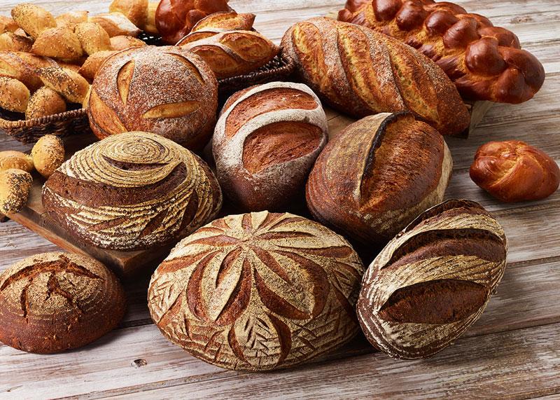 Артизанский хлеб фото