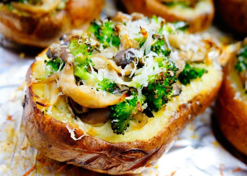 Картофель с грибами рецепт приготовления фото