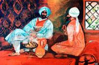 Мускатный орех и арабы фото