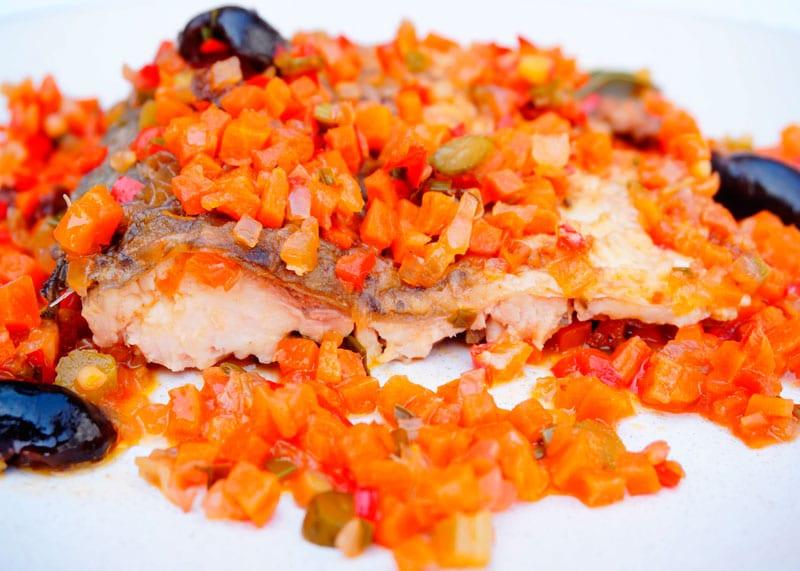 Жареная рыба в маринаде рецепт фото
