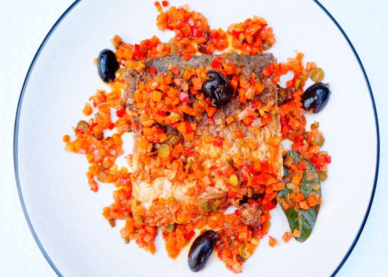 Жареная рыба в маринаде приготовление фото