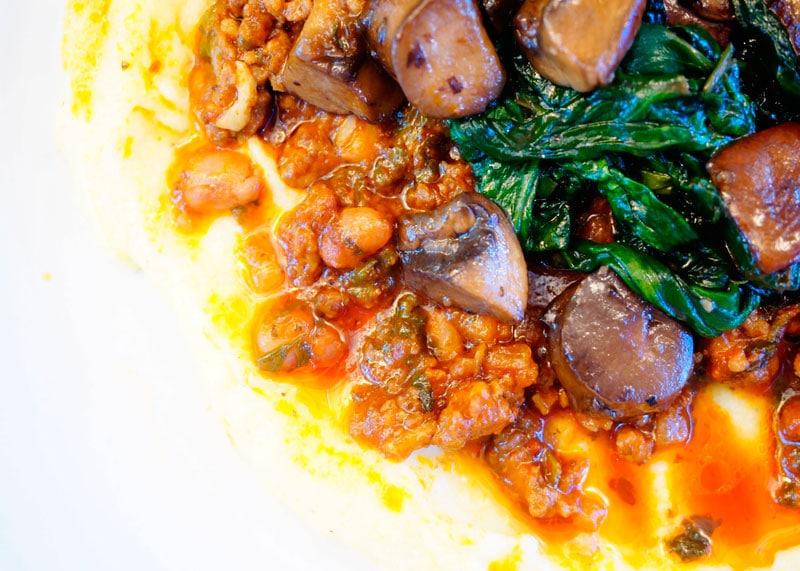 Чили кон карне с грибами рецепт фото
