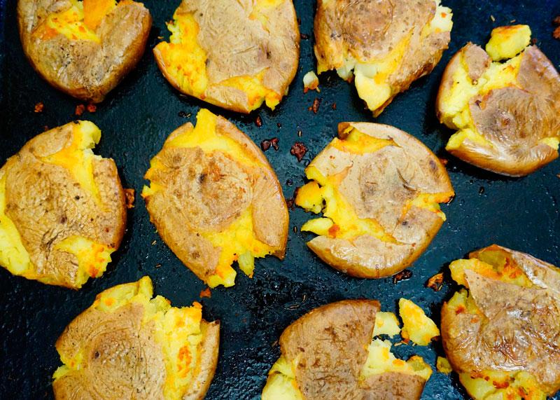Картофель с заатаром фото