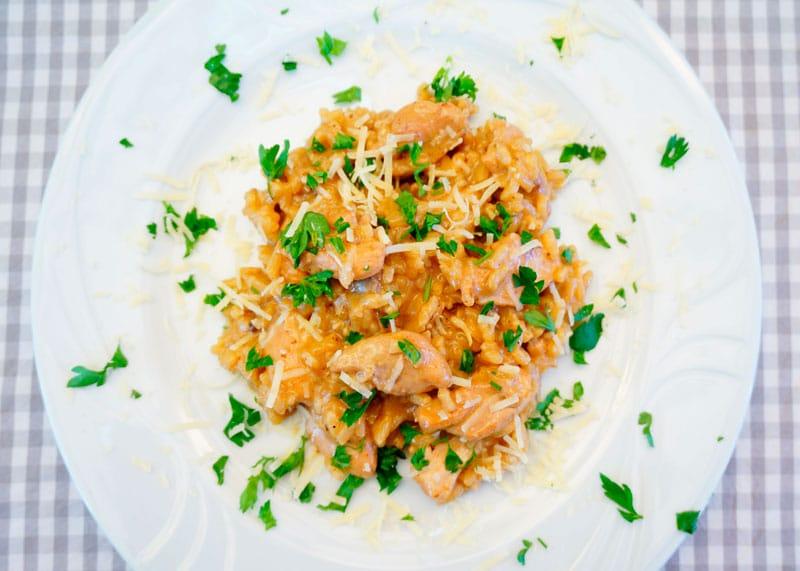 Курица с рисом для бедняка рецепт фото