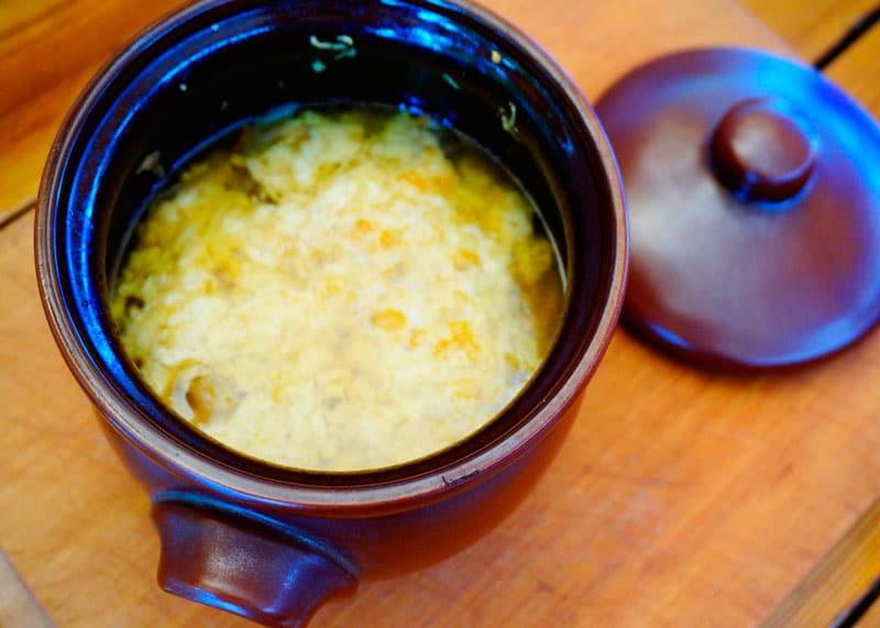 Луковый суп с говядиной фото