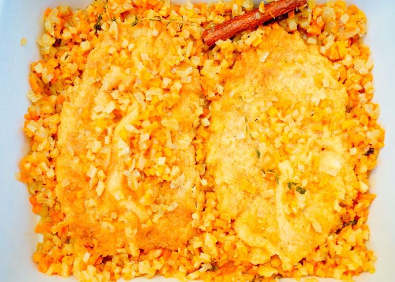 Отбивные из курицы в маринаде фото