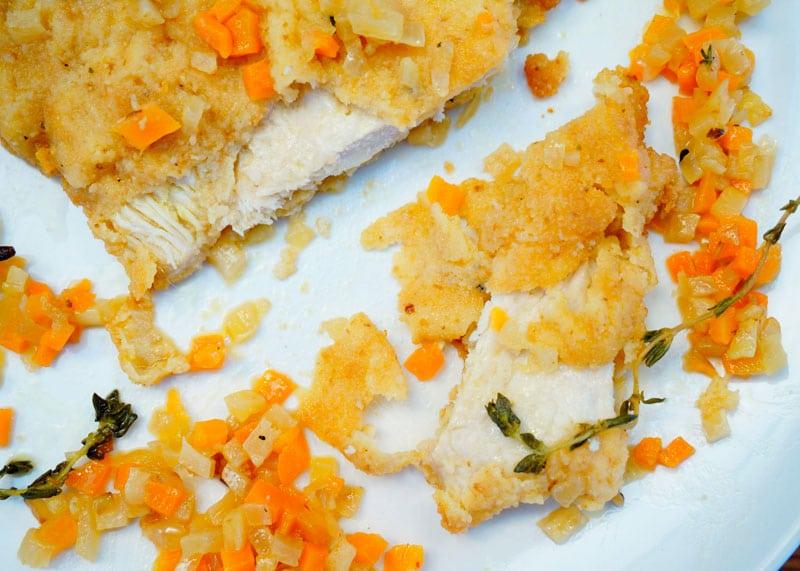 Отбивные из курицы в маринаде рецепт фото