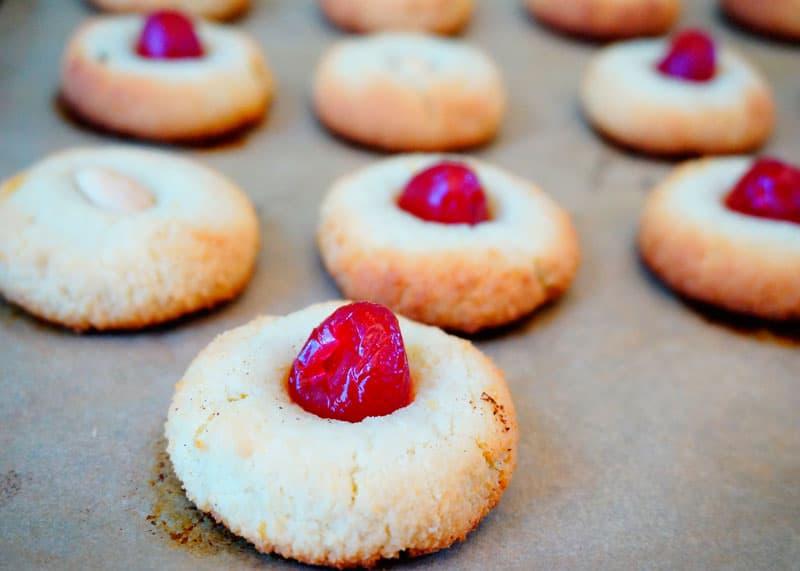 Печенье пастичини ди паста ди мандорле приготовление фото