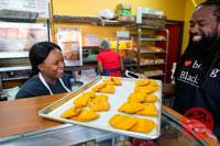 Пирожки Ямайка фото