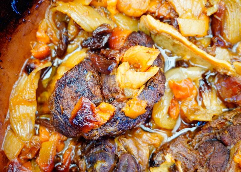 Танджия из баранины рецепт фото