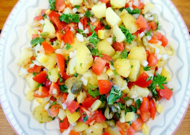 Картофель в берберском стиле рецепт фото