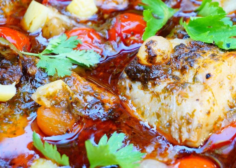 Рыбный таджин рецепт фото