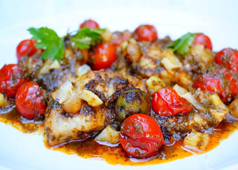 Рыбный таджин рецепт приготовления фото