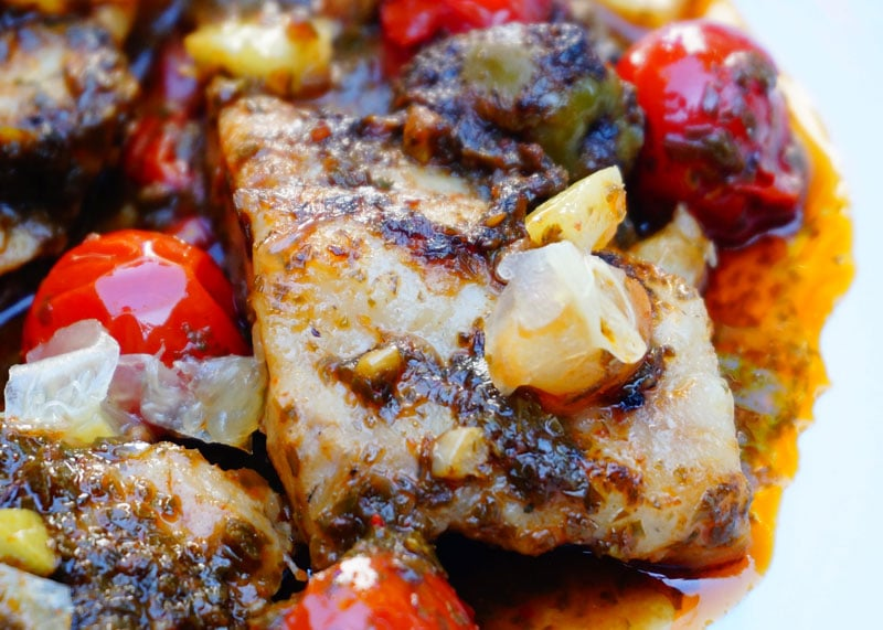 Рыбный таджин приготовление фото