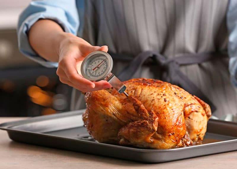 Термометр пищевой фото