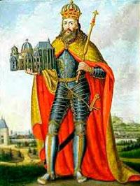 Карл Великий фото