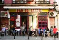 Тапас бар фото
