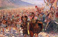 Битва при Марафоне фото