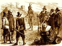 Первые европейцы в Америке фото