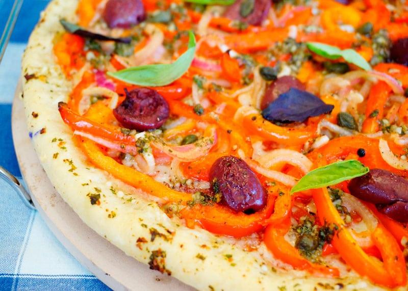 Пицца пан банхат рецепт фото