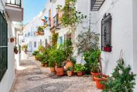 Испания Андалузия дома фото