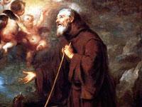 Святой Франциск фото