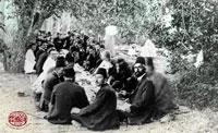 Армянское застолье фото
