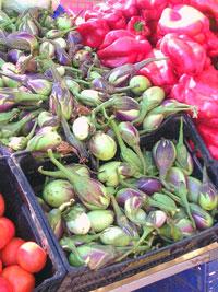 Баклажаны из Альмагро фото