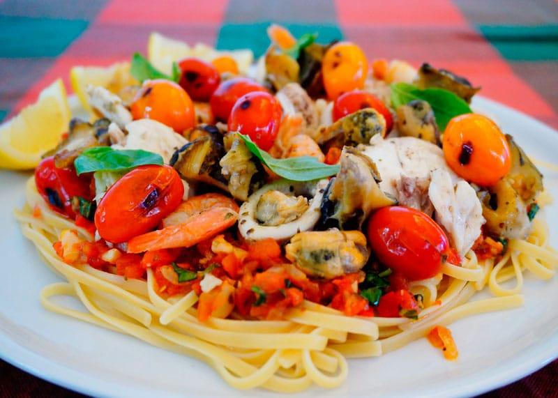 Фрутти ди маре рецепт приготовления фото