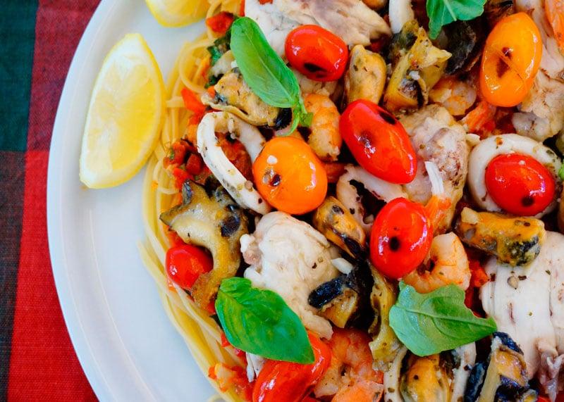 Фрутти ди маре рецепт фото