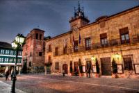 Город Альмагро фото