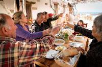 Икарийский обед фото