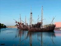 Корабли Колумба фото