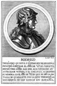 Король Родриго фото