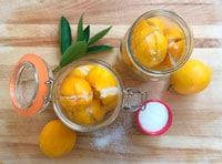 Марокканские лимоны фото