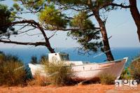 Остров Икария в Греции фото